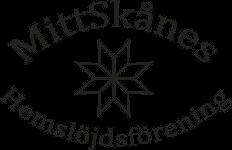 logga för MittSkånes Hemslöjdsförening