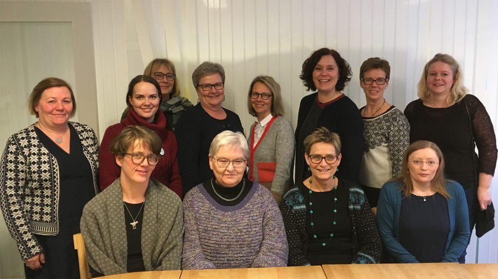 Medlemmar i Nordens hemslöjdsförbund