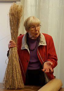 Greta Johansson med linkärve