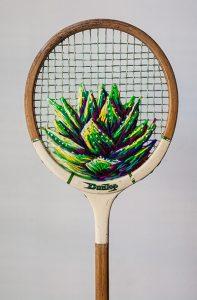 broderat tennisracket