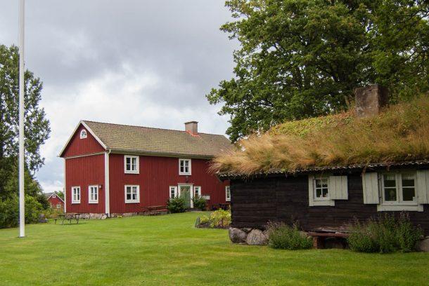 Väckelsångs hembygdsgård