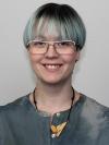 Maria Eklind är ansvarig för Hemslöjdens barn- och ungdomsnätverk.