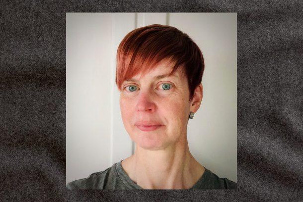 Maria Jacobsson porträttbild