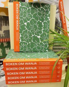 """En trave böcker """"Boken om Wanja"""""""
