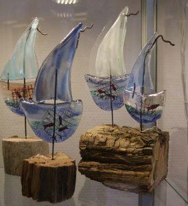 Fiskebåtar i glas, Göteborgs och Bohusläns ideella Hemslöjdsförening
