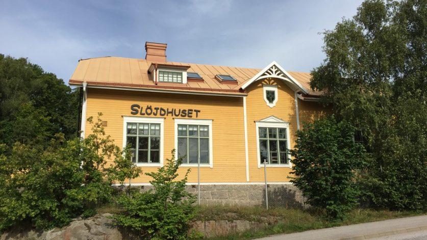 Slöjdhuset i Ronneby