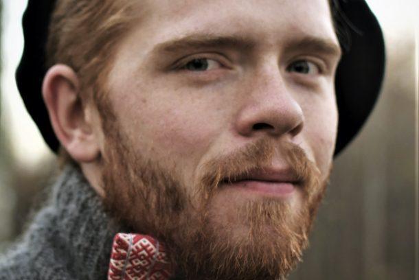 Porträttfoto Carl Guldbrand
