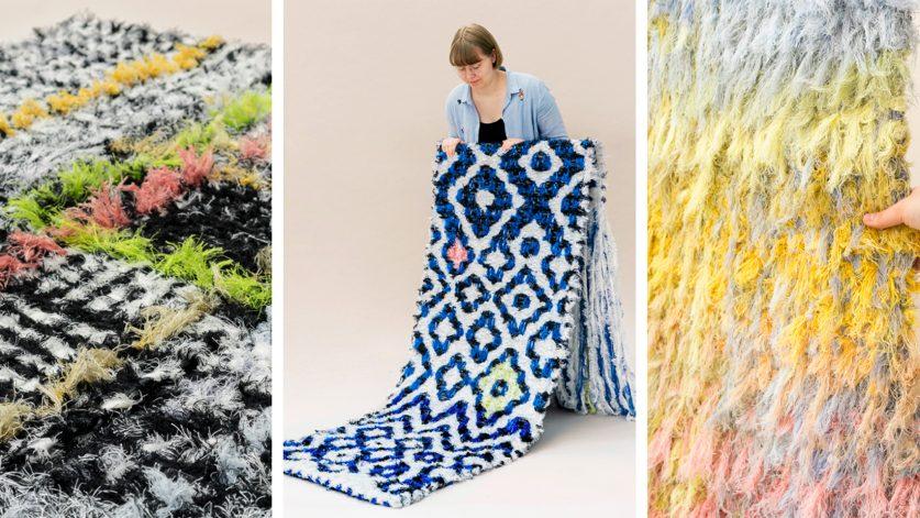 Textilier av Ellen Arolin