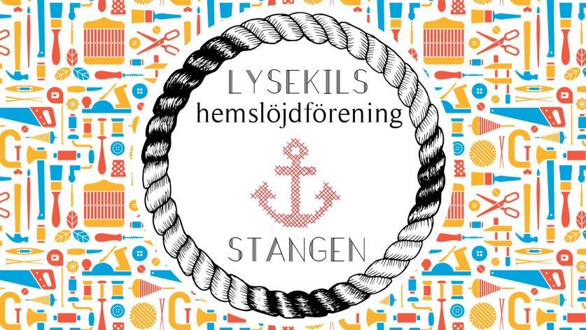 Logga Lysekils hemslöjdsförening Stangen