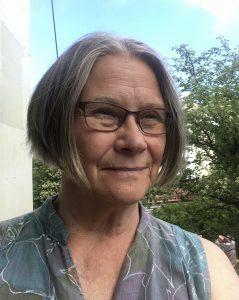 Porträttbild Ann Salomonsson, garvargesäll 2021
